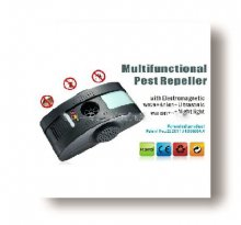 Multifunction scarer minor pest repellent 4 in 1, 837- B01